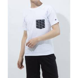 メンズ 半袖Tシャツ RW SS T-SHIRT C3-R313 (ホワイト)