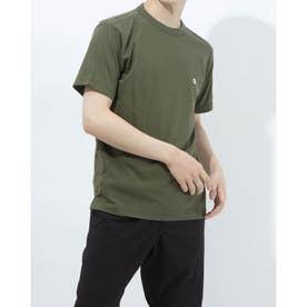メンズ 半袖Tシャツ SHORT SLEEVE T-SHIRT C3-P300 (グリーン)
