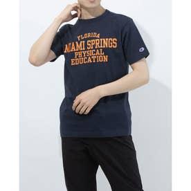 メンズ 半袖Tシャツ SHORT SLEEVE T-SHIRT C3-T311 (ネイビー)