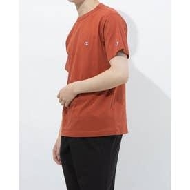 メンズ 半袖Tシャツ SHORT SLEEVE T-SHIRT C3-P300 (オレンジ)
