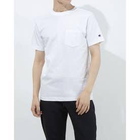 メンズ 半袖Tシャツ SHORT SLEEVE T-SHIRT C3-M349 (ホワイト)