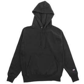 S1051 Reverse Weave 12oz Pullover (Black)