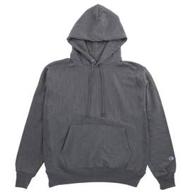 S1051 Reverse Weave 12oz Pullover (CharcoalHeather)