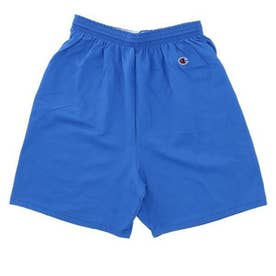 8187 Adult Cotton Gym Short (RoyalBlue)