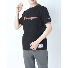 メンズ 半袖Tシャツ T-SHIRT C3-Q301 (ブラック)