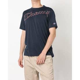 メンズ 半袖機能Tシャツ S/S T-SHIRT C3-TS315 (ネイビー)