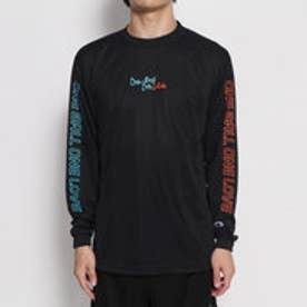 バスケットボール 長袖Tシャツ PRACTICE LONG TEE C3-QB413