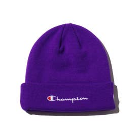 CHAMPION x ATMOS LAB KNIT CAP (PURPLE)