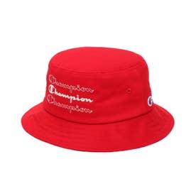 CHAMPION ATMOS LAB x BUCKET HAT (RED)