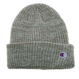 ニット帽 Cワッペン ワッチ (Gray)