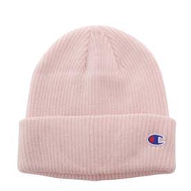 ニット帽 Cワッペン ワッチ (Pink)