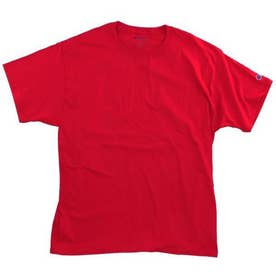 T525C Adult 6oz Shor Sleeve Tee (Red)