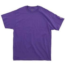 T525C Adult 6oz Shor Sleeve Tee (Purple)