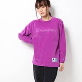 レディース バスケットボール 長袖Tシャツ WOMEN'S BB FLEECE LONG T CW-QB456