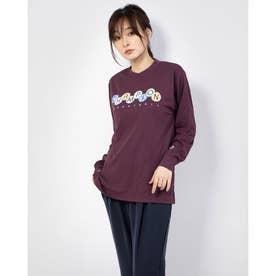 レディース バスケットボール 長袖Tシャツ WOMEN'S PRACTICE LONG TEE CW-SB414 (レッド)