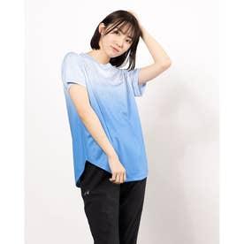 レディース 半袖機能Tシャツ S/S T-SHIRT CW-TS313 (ブルー)