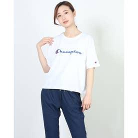 レディース 半袖Tシャツ S/S T-SHIRT CW-TS318 (ホワイト)