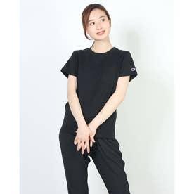 レディース 半袖Tシャツ POCKET T-SHIRT CW-M321 (ブラック)