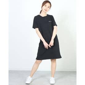 レディース 半袖Tシャツ ONEPIECE DRESS CW-S304 (ブラック)