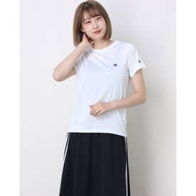 ウィメンズ半袖Tシャツ ロゴT ウィメンズ半袖Tシャツ ロゴT C-VAPOR T-SHIRT (ホワイト)