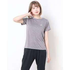 ウィメンズ半袖Tシャツ ロゴT ウィメンズ半袖Tシャツ ロゴT C-VAPOR T-SHIRT (チャコール)