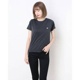 ウィメンズ半袖Tシャツ ロゴT  ウィメンズ半袖Tシャツ ロゴT C-VAPOR T-SHIRT (ブラック)