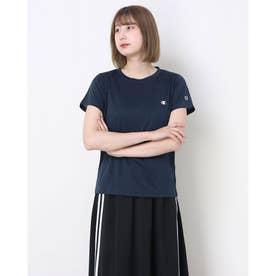 ウィメンズ半袖Tシャツ ロゴT  ウィメンズ半袖Tシャツ ロゴT C-VAPOR T-SHIRT (ネイビー)
