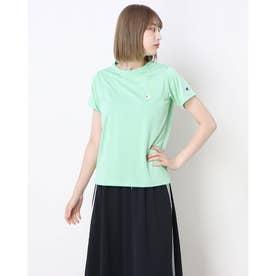 ウィメンズ半袖Tシャツ ロゴT ウィメンズ半袖Tシャツ ロゴT C-VAPOR T-SHIRT (ミント)