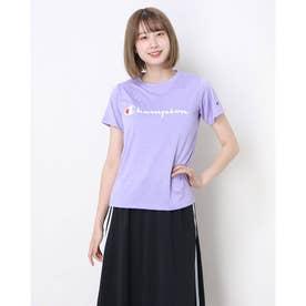 ウィメンズ半袖Tシャツ ロゴT ウィメンズ半袖Tシャツ ロゴT C-VAPOR T-SHIRT (ラベンダー)