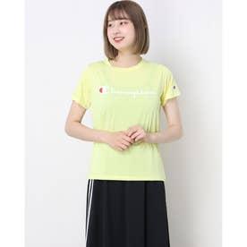 ウィメンズ半袖Tシャツ ロゴT ウィメンズ半袖Tシャツ ロゴT C-VAPOR T-SHIRT (レモン)