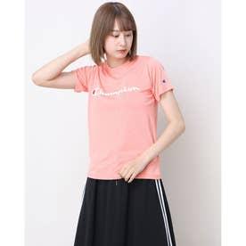 ウィメンズ半袖Tシャツ ロゴT ウィメンズ半袖Tシャツ ロゴT C-VAPOR T-SHIRT (パパイヤ)