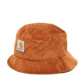 CORD BUCKET HAT (STYLE : 3 MINIMUM) (BROWN)