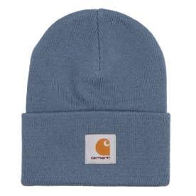 Carhartt/ビーニー ニット帽 I020222 (ブルー)
