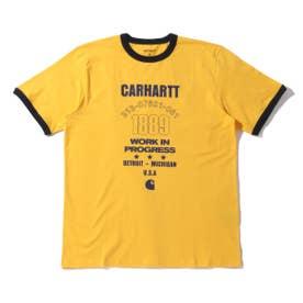 CARHARTT S/S RINGER 1889 T-SHIRT (YELLOW)