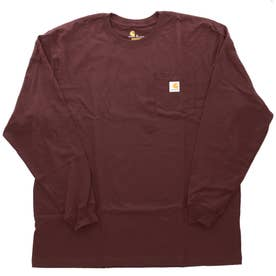 carhartt Workwear Pocket Long Sleeve Tshirt (PRT.Port)