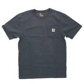 carhartt Workwear Pocket Short Sleeve Tshirt (BLS.Bluestone)
