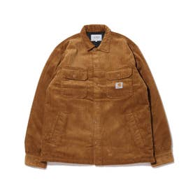 WHITSOME SHIRT JAC (BROWN)