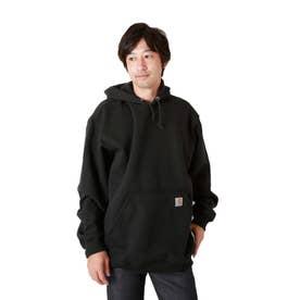 carhartt Midweight Hooded Sweatshirt (BLK.Black)