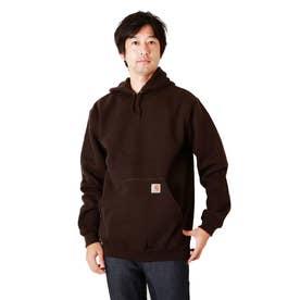 carhartt Midweight Hooded Sweatshirt (DKB.DarkBrown)