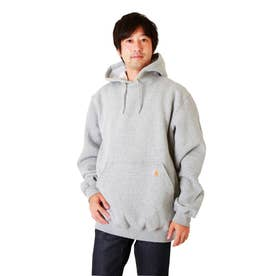 carhartt Midweight Hooded Sweatshirt (HGY.HeatherGray)