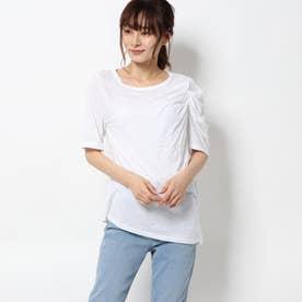 CLU 半袖プルオーバー (ホワイト)