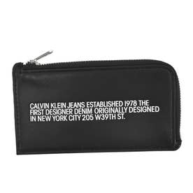 CARDCASE WITH COIN CASE (BLACK)
