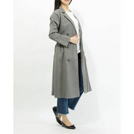 Drop Coat (KHAKI)