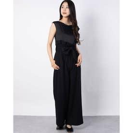 パンツドレス (BLACK)