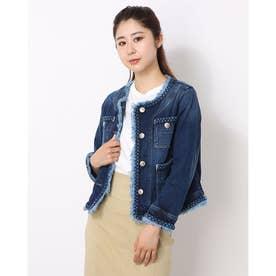 Braid Jacket (BLUE)