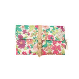 リバティプリント 名刺カードケース エミリーPK (ピンク)