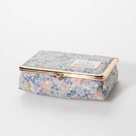 ラブリーガール がま口ミラー付BOX ブルー BL (ブルー)