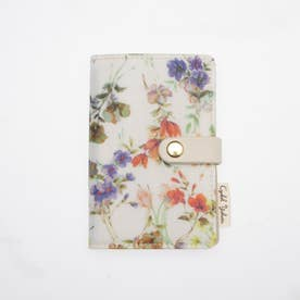 フローフロー カードケース ホワイト WH (ホワイト)