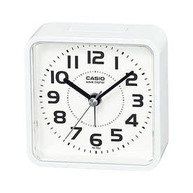電波時計 置時計 / TQ-770J-7JF (ホワイト)