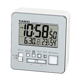電波時計 置時計 / DQD-805J-8JF (シルバー)
